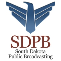 Logo of radio station KUSD South Dakota Public Radio NPR 89.7 FM
