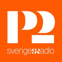 Logo of radio station SR P2 Musik