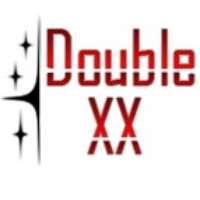 Logo of radio station Double XX