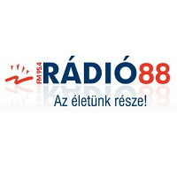 Logo of radio station Top 88