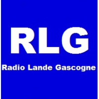 Logo of radio station RLG