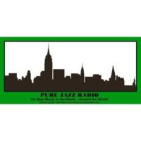 Logo of radio station Pure Jazz Radio