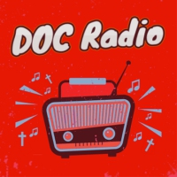 Logo of radio station DOC Radio