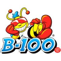 Logo de la radio CKBZ-FM B-100