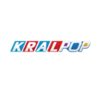 Logo of radio station Kral Pop
