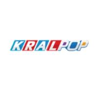 Logo of radio station Kral Pop