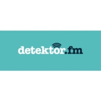 Logo of radio station detektor.fm Musik
