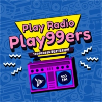 Logo of radio station 99ers Radio