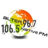 Logo of radio station Alternative FM