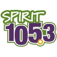 Logo of radio station Spirit 105.3