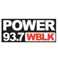 Logo of radio station WBLK Power 93.7