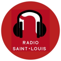 Logo of radio station La Radio Saint-Louis
