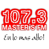 Logo of radio station 107.3 Master's FM