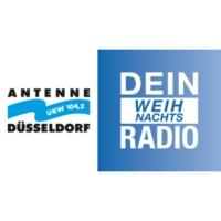 Logo of radio station Antenne Düsseldorf Dein Weihnachtsradio