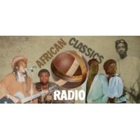 Logo of radio station African Classics Radio