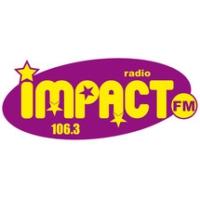 Logo de la radio impactfm 100% Musette
