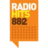 Logo of radio station Radio Hits 88.2