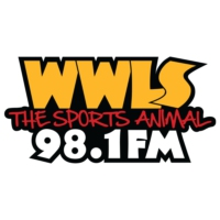 Logo of radio station WWLS 98.1 FM