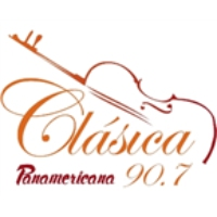 Logo of radio station Panamerica Clásica
