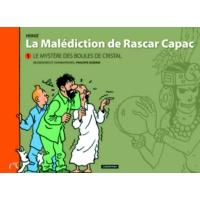 Logo du podcast Tintin - Les Sept boules de cristal - d'après Hergé