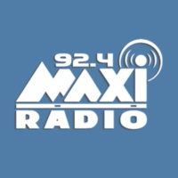 Logo of radio station MaxiRádió