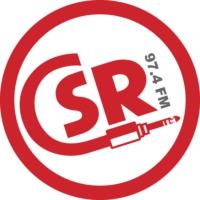Logo of radio station CSR 97.4FM