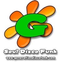 Logo de la radio GENERATION SOUL DISCO FUNK RADIO