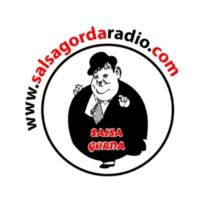 Logo de la radio Salsagordaradio