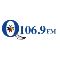 Logo of radio station CHRQ 106.9 FM