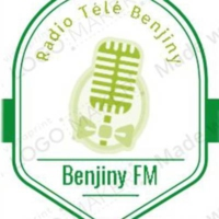 Logo of radio station Radio Télé Benjiny