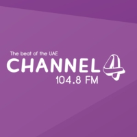 Logo of radio station Channel 4FM 104.8