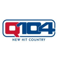 Logo of radio station KBEQ Q104