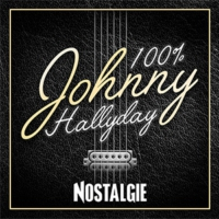 Logo of radio station Nostalgie Johnny Hallyday (BE)