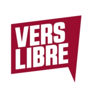 Logo of radio station Vers Libre
