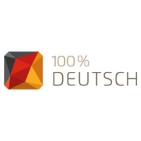 Logo of radio station 100% Deutsch - von Schlagerplanet Radio