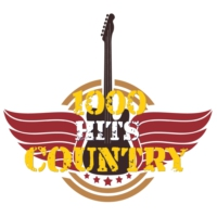 Logo de la radio 1000 HITS Country