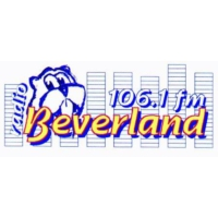Logo of radio station Radio Beverland