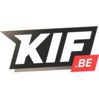 Logo of radio station K.I.F