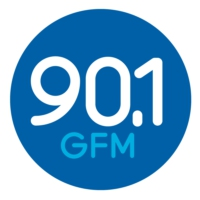 Logo of radio station GFM 90.1
