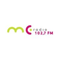 Logo de la radio MC Radio 102,7 FM Poznań