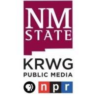 Logo of radio station KRWG FM