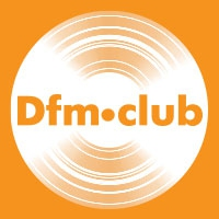 Logo of radio station DFM - CLUB