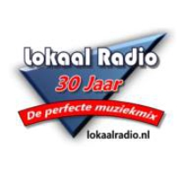 Logo of radio station Lokaal Radio Nijmegen