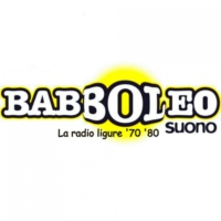 Logo of radio station Babboleo Suono