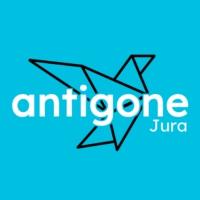 Logo of radio station Radio Antigone Jura