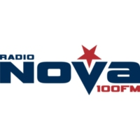 Logo of radio station Radio Nova 100FM