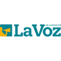 Logo of radio station La Voz de Lanzarote