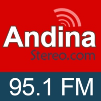 Logo of radio station Andina Stereo 95.1 Fm
