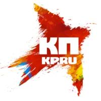 Logo of radio station Комсомольская правда