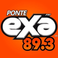 Logo of radio station Exa 89.3 FM